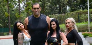 """The Great Khali Return"""