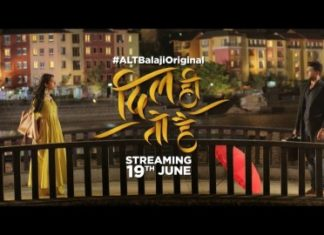 ALTBalaji, India's largest platform for original and exclusive digital content, is now streaming its first ever daily show 'Dil Hi Toh Hai'
