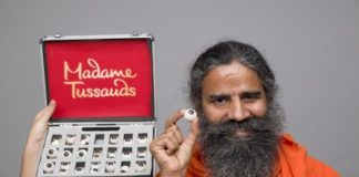 Yoga Guru Set to Take on Delhi as he Joins Madame Tussauds