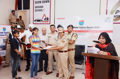Road Safety Summer Camp-2018