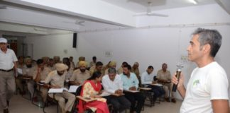 "Training programe on the topic of ""Sensitization of Police Personnel on Animal Laws"