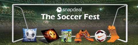 Snapdeal launches FIFA store for all Football enthusiasts