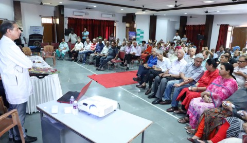 Fortis Organizes Free Multispecialty Health Camp & Awareness Talk