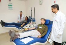 Doctors at Fortis Hospital highlights the Benefits of Blood Donation