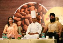 Chandigarh Showcases Importance of Exercise & Healthy snacking,with Almonds