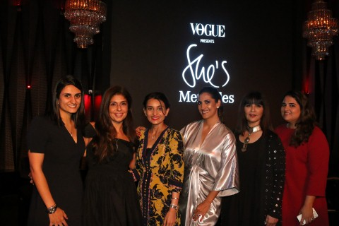 She's Mercedes celebrates the success of women in various fields; a platform to connect, exchange ideas and empower each other