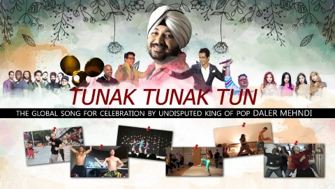 Tunak Tunak Tun - The Global song for Celebration by Undisputed King of Pop Daler Mehndi