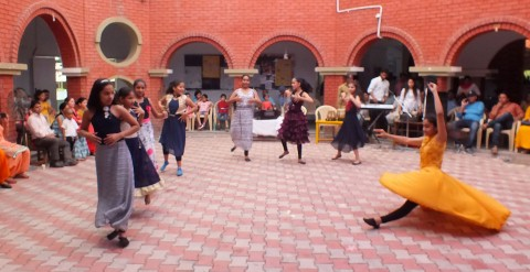 155 students took part in ankur schools summer camp