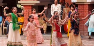 155 Students took part in Ankur school's summer camp