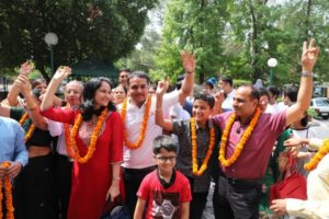 Chandigarh's Lad Soars High in JEE Advanced
