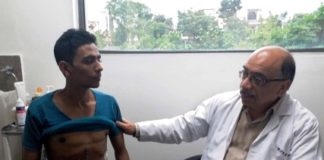 Youth from Bihar gets rid of 5-kg spleen at Alchemist Hospital