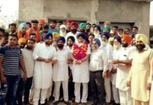 Congress government in Punjab is cheating with people: Ravinder Singh Brahmpura