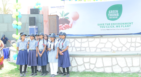 Green Thumb initiative launched on the banks of Dravyavati River in JaipurGreen Thumb initiative launched on the banks of Dravyavati River in Jaipur