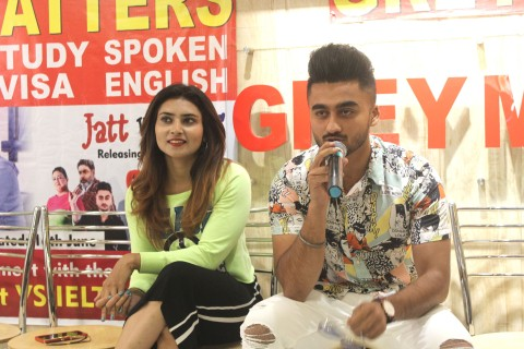 'Jatt Vs Ielts' will bring a contemporary change in Punjabi Cinema
