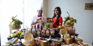 "Hometel Chandigarh is set to bring to you ""Oriental Food Festival"""