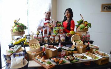"""Hometel Chandigarh is set to bring to you """"Oriental Food Festival"""""""
