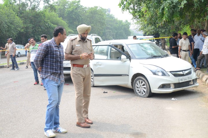 in a joint operation carried out by Punjab and Chandigarh police.