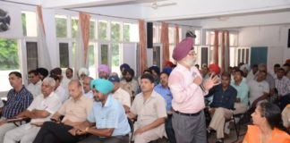 Seminar on Drug Abuse & Illicit Trafficking&Harmful effects of Drugs in society was organized