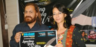 Mitul Dikshit&Chatura Rao, unveiled the unique project'Launching Young Writers'