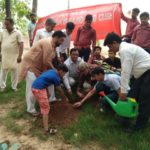 Maharishi Dayanand Public School, Daria, Chandigarh, organized a skit and tree plantation campaign on the occasion of World Population Day in collaboration with the Environment Department, Chandigarh