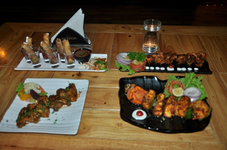 BoomBox Lounge , Bar & Cafe re-launches food menu, unveils a fresh drinks menu too