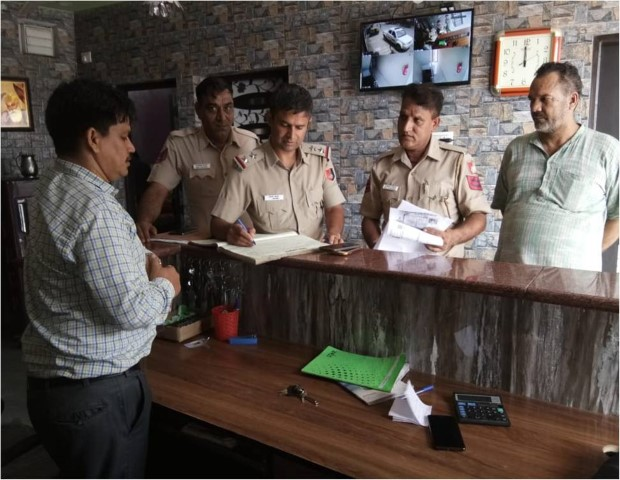 Chandigarh Police made Special arrangements for the coming Independence Day