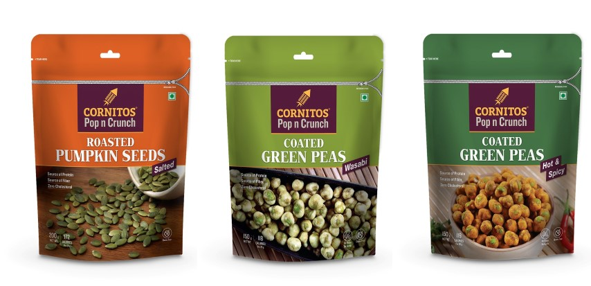 Celebrate Independence Day with the Pop n Crunch range of Cornitos