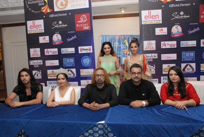 Beautiful contestants of Miss Rajasthan to showcase exquisite charm clad in designs of Buzjay Fashion