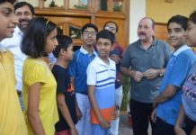 Short Film making workshop concludes at Panchkula's The Gurukul School