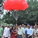 Chandigarh State AIDS Control Society launched HIV/AIDS awareness campaign in Punjab University today. The campaign was launched by Prof Raj Kumar, Vice Chancellor, Punjab University