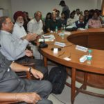 PU Session: New model of healthcare which focuses on 'Health Guides' presented