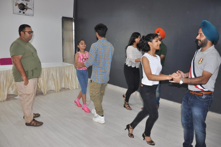 Fit Dance Studio' has been set up to provide holistic dance