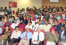 15th National Conference held at GJIMT