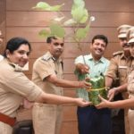 Sh. Sanjay Baniwal inaugurated Composting Pit in Police Lines