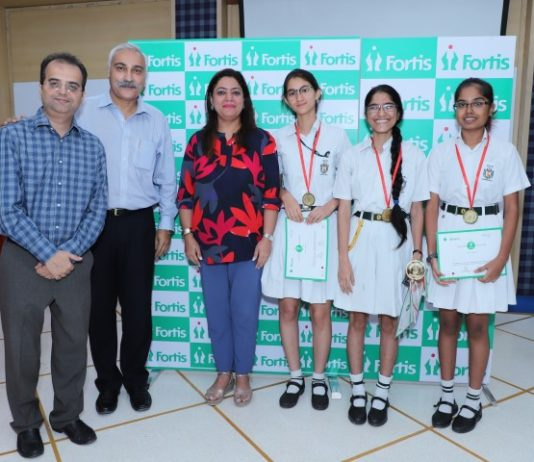 Fortis Hospital, Mohaliorganized the Zonal Finals of the 3rdedition