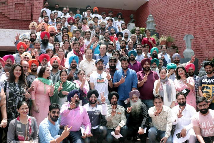 Restructuring of north zone film & TV artistes' association