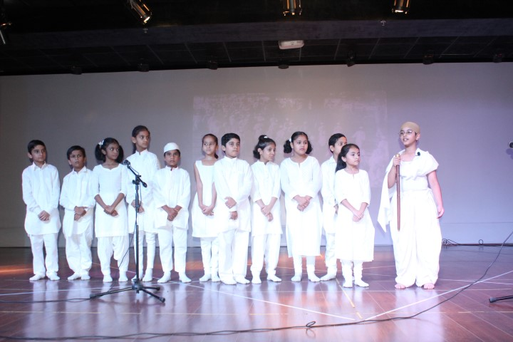 Stage Show at RIMT World School