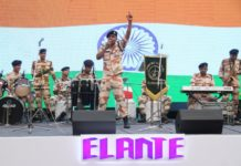 ITBP PAYS BEFITTING TRIBUTE TO ITS CANINE HEROES AT ELANTE ON I-DAY