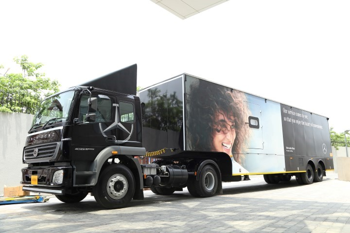Mercedes-Benz strengthens its service footprint in Coimbatore,