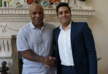 Mohamedali pulls no punches, ropes in Mike Tyson to launch the global Kumite 1 League