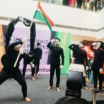 Special Mime Act at Phoenix United Mall
