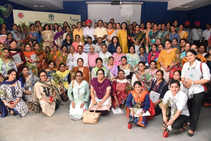 Teachers of 149 Schools Participated inEco Clubs Training Programme