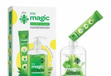 Gdrej consumer products launches 'PROTEKT MR. MAGIC' the first-ever powder to liquid handwash