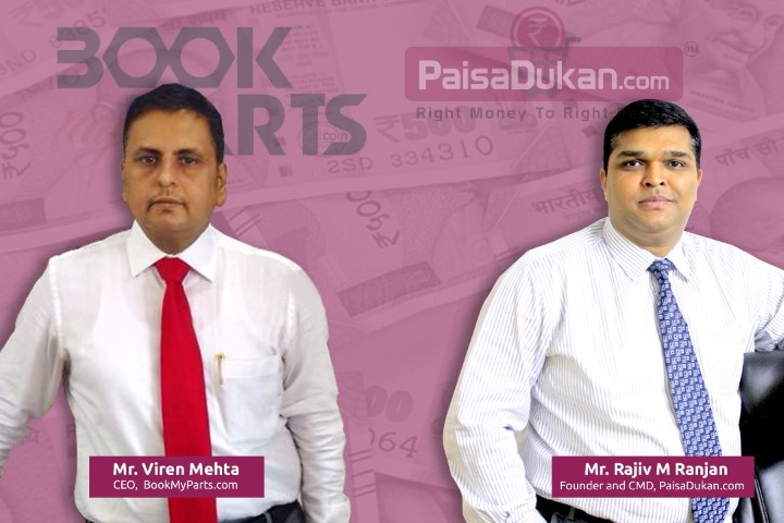 Book My Parts Partners with Paisa Dukan