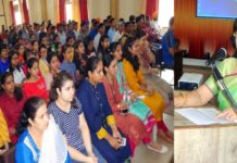 Indo Global Colleges  organised Orientation program
