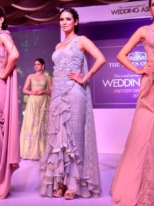 Wedding Asia Showcased Couture and Jewellery Trends
