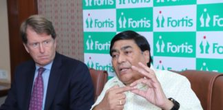 Fortis introduces less technique for the sinusitis management