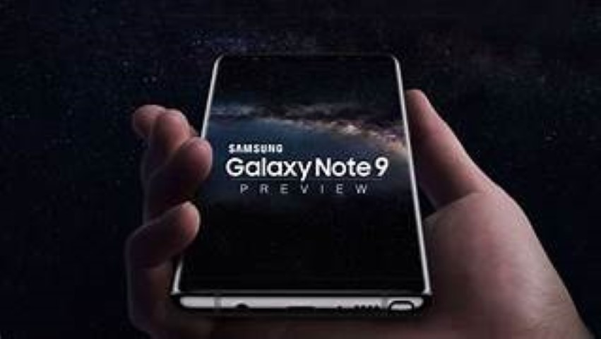 Samsung Galaxy Note 9 With 6.4-Inch Display