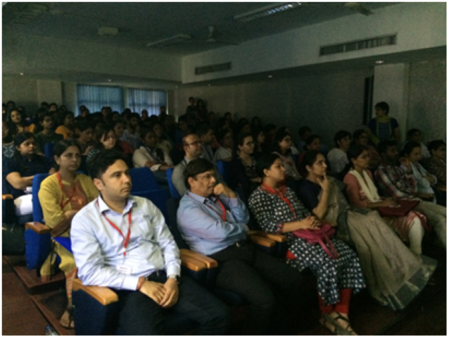 An ICSSR sponsored Seminar was organized by Department of Pediatrics