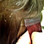 Tape-In Hair Extension At Home